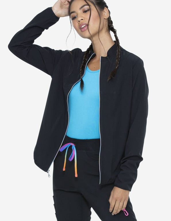 Good Vibes Packable Jacket